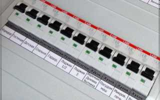 Как подобрать автомат по мощности нагрузки