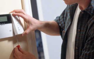 Монтаж видеодомофона в частном доме своими руками
