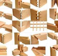 Способы крепления деревянных конструкций