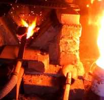 Закалка металла в домашних условиях видео
