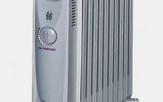 Устройство масляного радиатора отопления