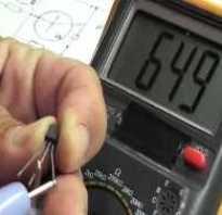 Как определить сгоревший транзистор