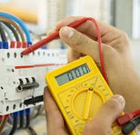 Как обозначается фаза и ноль в электрике