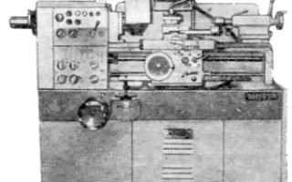Токарный станок 16м05а технические характеристики