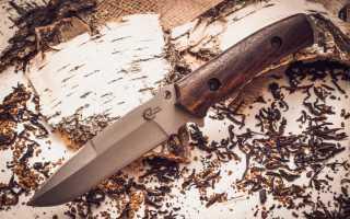 Виды стали для ножей и их характеристики