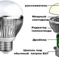 Как отремонтировать led лампочку