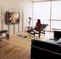Как вешается телевизор на стену