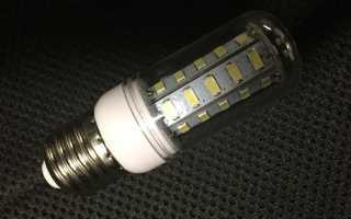 Как починить led лампочку