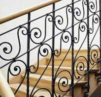 Кованые изделия лестницы фото