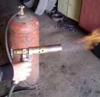 Как сделать горелку в домашних условиях