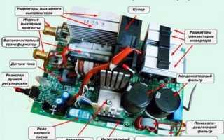 Как отремонтировать сварочный инвертор 97 120 штурм