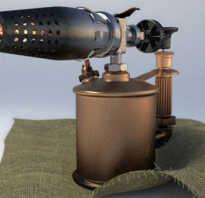 Как отремонтировать паяльную лампу бензиновую