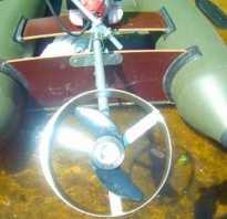 Мотор для лодки из шуруповерта своими руками