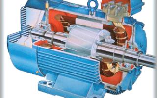 Асинхронный двигатель где применяется