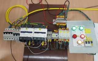 Схема автозапуска генератора своими руками