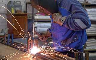 Правила техники безопасности при выполнении сварочных работ