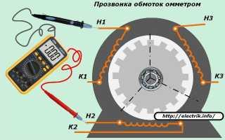 Как подключить короткозамкнутый двигатель к 220