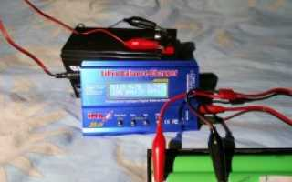 Как восстановить литий ионную батарею