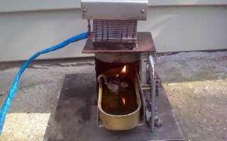 Элемент пельтье генератор своими руками