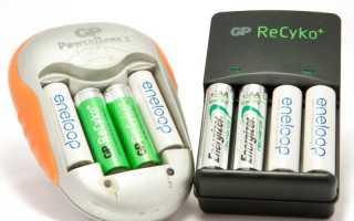 Сколько нужно заряжать пальчиковые аккумуляторы
