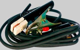 Как подобрать сварочный кабель