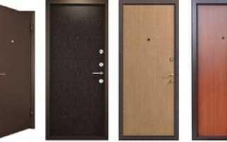 Как выбрать хорошую металлическую входную дверь