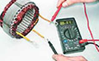 Как проверить электромагнитную катушку мультиметром