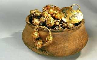 Какая температура плавления золота