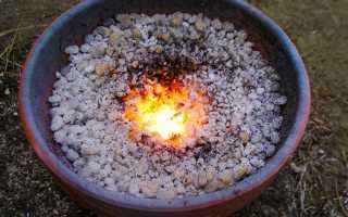 Из чего делают термит