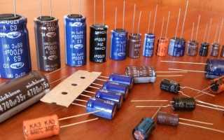 Как проверить керамические конденсаторы мультиметром