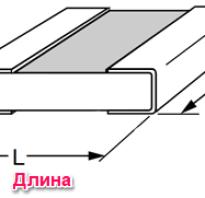 Как определить smd резистор