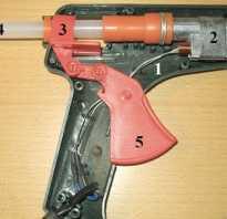 Клеевой пистолет устройство внутри