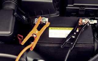 Устройство для подзарядки автомобильного аккумулятора