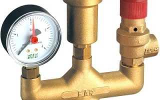 Как работает манометр давления воды