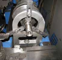 Самодельный люнет для токарного станка по металлу