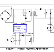 Dm311 схема включения как работает