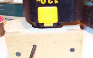 Зарядка для пальчиковых аккумуляторов своими руками