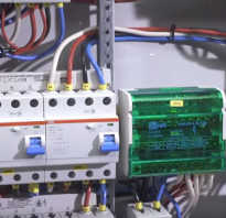Как собрать щит учета электроэнергии 380в 15квт