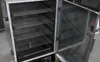 Чертежи дымогенератора холодного копчения с размерами