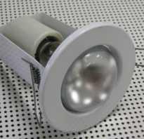 Как подключить светильники на подвесном потолке схема