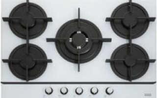 Встроенная плита электрическая размеры