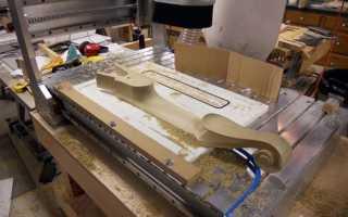 Станки для обработки древесины с чпу