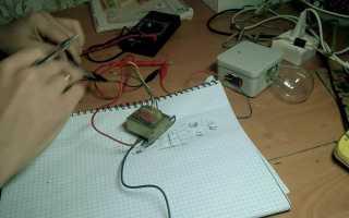 Как проверить модуляционный трансформатор