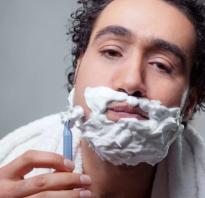 Как правильно надо бриться