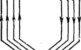 Как укладывается обмотка асинхронного двигателя