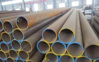 Трубы газоводопроводные гост 3262 75