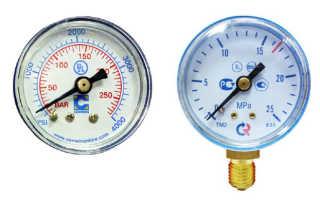 Как определить объем газа в баллоне