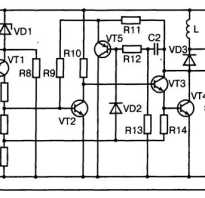 Реле регулятор 3702 01 схема подключения