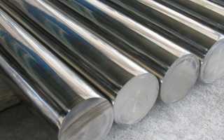 Маркировка легированных сталей примеры