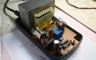Схема зарядки для шуруповерта 18в